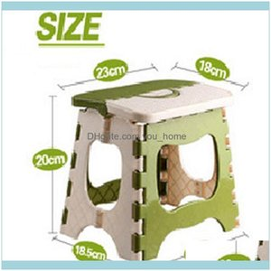 Living Room Furniture & Gardenthicken Folding Children Outdoor Camping Train Portable Fold Chair Creative Green Beige Home Foldable Plastic