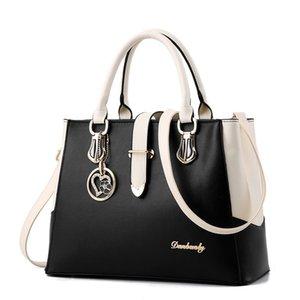HBP Women PU Leather Handbags Messenger Bags Tote Fashion Top-Handle Female Hand Bag Purse Pouch High Quality Effini