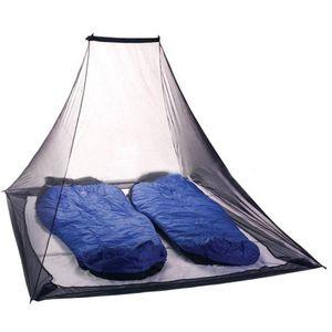 Москитная чистая портативная натуральная палатка на открытом воздухе. Походная пешеходная пирамидная кровать навес