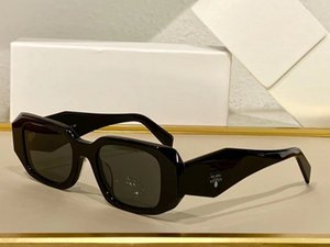 PR Designer Sunglass Women Eyeglasses Outdoor Shades PC Frame Fashion Classic Lady Sun glasses Mirrors for Womens Luxury Sunglasses