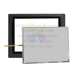 PanelView Plus 7 Standard 1000 2711P-T10C21D8S HMI SPS Touchscreen Panel Touchscreen und Frontkennzeichnung PVC Filmaufkleber Industrial Control Wartung Zubehör