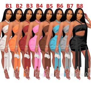 Abiti da donna Abiti in rete Bandaggio senza maniche Sexy Party Dress Elgant Estate BodyCon Club Wear