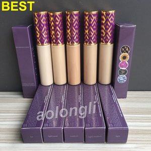High Quality Contour Concealer Correcteur contours foundation 10ml Makeup Face liquid concealers 5 colors Fair Light Medium Sand