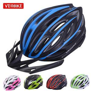 Cycling Helmets Professional Road Bike Helmet Men Bicycle Integrally Molded Ultralight MTB Sport Ciclismo