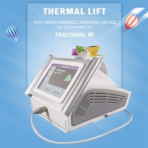 Portable Fractional RF Beauty Machine Thermal Equipment Radio Frequency Skin tightening facial face lift SRF Radiofrecuencia Fraccionada
