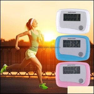 Smart Bracelets Pedometers Equipments Fitness Supplies Sports & Outdoorspedometer Portable Mini Digital Lcd Running Step Pedometer Walking D