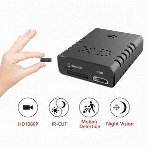 Mini Cameras XD Camera HD 1080P WiFi ночное видение обнаружения движения видеокамеры для домашнего автомобиля Dash Sping Security Cam