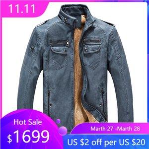 Oatvelvet Winter Monclair Jacket Washed For 8818 Nationalday Leather Men's Jacket Windbreaker Leather Man Men Vkbve Sccas