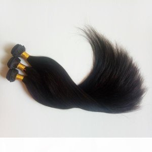Black woman Brazilian Virgin Hair 3 4 5Bundles Unprocessed Malaysian Human Hair Weaves Extensions beauty Indian remy Hair Extensions DHgate