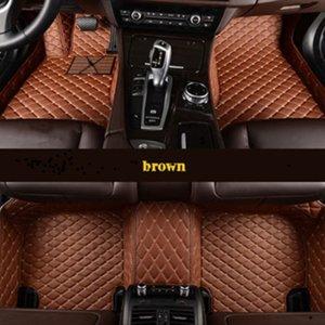 kalaisike Custom car floor mats for Mercedes Benz All Models A160 180 B200 c200 c300 E class fg gh S500 GLK car accessories
