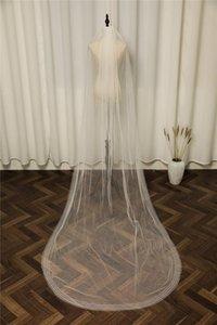 Bridal Veils Arrive Three-Layer Crystals Veil Wedding With Comb Romantic HL