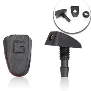 1 2 Pcs Car Front Windshield Wiper Nozzle for Chevrolet Cruze Aveo Lacetti Captiva Cruz Niva Spark Orlando Epica Sail Sonic