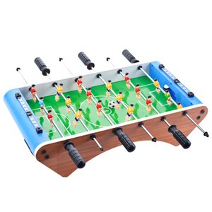 50cm Table Soccer Football Board Game Table Foosball Set Foot Ball Games Bar Entertainment Kids Home Tischfussball Toy Gifts