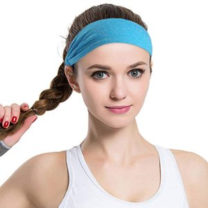 2021 Yoga Hair Accessories sports headscarf breathable soft headband absorbs sweat
