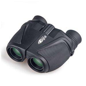 12X25 Powerful Binoculars Professional High-Definition Pocket Waterproof Observation Telescope Hunting Optical BAK4 Prism Night