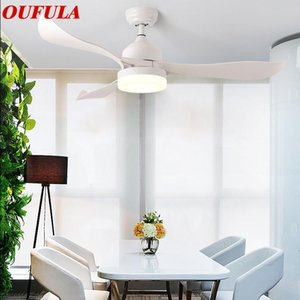 Modern Ceiling Fan Lights With Remote Control Decorative For Home Living Room Bedroom Dining Fans