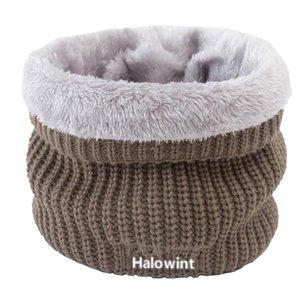 Cycling Caps & Masks 25# 3 In 1 Men Women Unisex Polar Fleece Snood Hat Neck Warmer Face Cap Warm Winter Bonnet Scarf