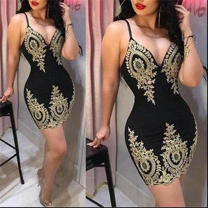 Womens Dresses Dress Fashion Women Summer Bandage Party Casual Club Short Mini Clothes For S XL