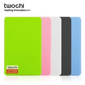 External Hard Drives TWOCHI''External Drive 2.5 Portable HD Externo 1TB,500GB,320BB,250GB,160GB.120GB.80GB USB2.0 Storage,