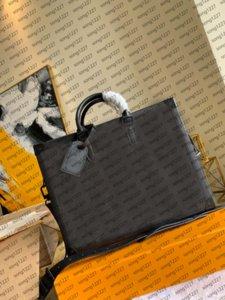 Luxurys Designers Bags 2021 L Men's briefcase hand shoulder bag backpack size 29 38 8