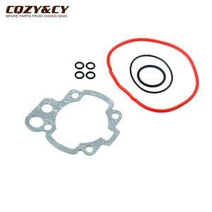 Motorcycle AM6 50cc 70cc 90cc Top Gasket Sets For XP6 XR6 Minarelli 2-stroke Engine Assembly