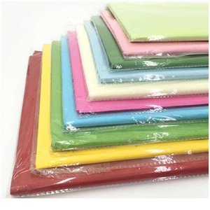 Paper Products 50sheets   Bag Diy Material 50*50cm Tissue Floral Wrapping Home Decoration Festive Party Packagi jllaEo UD2O
