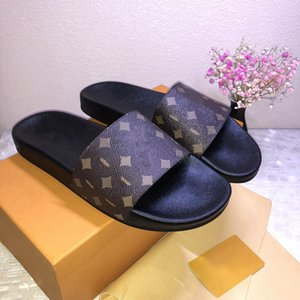 2021 The Lastest Mens Womens Platform High Tacchi Slipper LouissacchettiVitton.Scarpe da scarpe casual scarpe Ultime Sandali da donna Pantofole Pantofole Pescatore