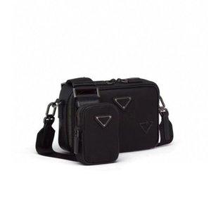 Fashionable messenger bag shoulder bags small wallet designer backpack high-quality nylon leather handbag coin purse size 19 cm