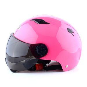 Motorcycle Helmets 2021 Riding Helmets, Men's And Women's Size Adjustable