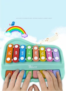 small Xylophones and child piano two in one