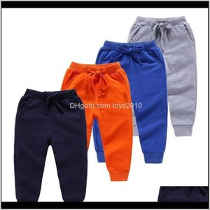 Leggings Tights Clothing Baby, Kids & Maternity Drop Delivery 2021 Spring Style Fashion Baby Boys And Girls Pure Color 100Percent Cotton Chil