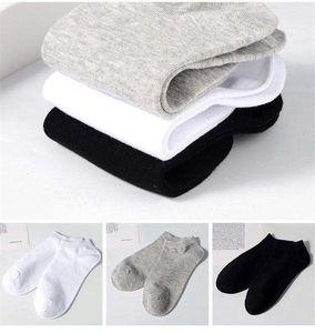 Men Black White Grey socks Hottest Sale Outdoor Sport Socks Ankle Short Socks High Quality Fast shipping