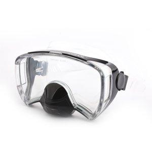 Adultos Máscaras de buceo de buceo Anti niebla Profesional Gafas de natación Mergulho Gafas bajo el agua Equipo de buceo Snorkel