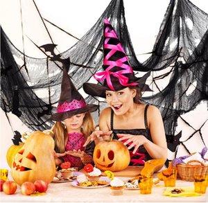 Pangda Halloween Large Size Creepy Cloth Party Decor Drape Doorways Entryways Windows Cover Gauze Spooky Festival Decorations HHF10699