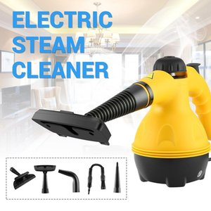 350ml Multi Purpose Electric Steam Cleaner Portable Handheld Steamer Household Cleaner Attachments Kitchen Brush Tool 800W 220VR