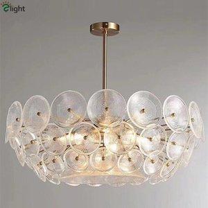 بعد الحديثة الفاخرة الصمام luminarias بريق الذهب e14 أضواء قلادة قضيب الإضاءة داخلي lamparas مصابيح مصابيح
