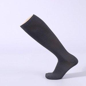 Sports Socks Unisex Knee High Graduated Compression Varicose Veins Nylon Pressure Leg Relief Pain