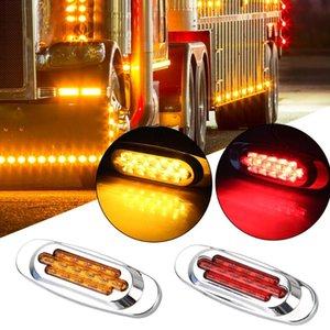 Flashing Truck Position Light Trailer Corner Lamp Car Side Marker Turn Signal Tail Fog Bulb Caravan Van Accessories Emergency Lights LED