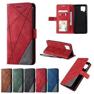 Stand Leather Phone Holster For Galaxy A12 A42 A50 A10 A20 A30 A40 A70 A51 A71 Cover Flip Magnetic Wallet Cases Cell