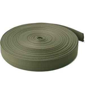 Top quality nylon material custom made webbing belt military