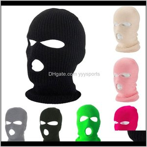 Hat Winter Cover Neon Mask Green Halloween Caps For Party Motorcycle Bicycle Ski Cycling Balaclava Pink Masks Yoy0L 1Hqai