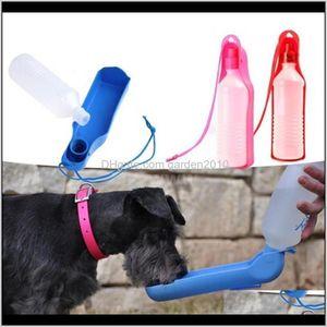 Toys & Chews Nice 500Ml Dog Travel Sport Outdoor Feed Drinking Bottle Pet Supply Portable Water Tbden Kfyae