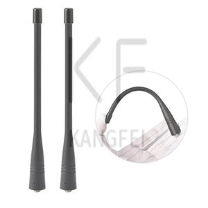 KF UHF 400-470MHz Two Way Radio Antenna Replacement Walkie Talkie SMA Female Antenna 2-Pack Compatiable with BaoFeng BF-888S Two Way Radio