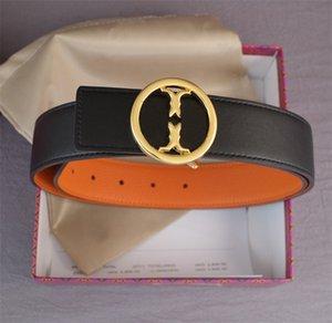 Genuine Leather Belt High Quality T Gold Belt Buckle Womens Designer Belts Waistband Designers Belts For Women 3.5cm