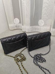 2021 Fashion Women Shoulder Bag Luxury Quality leather Ladies Chain Messenger Crossbody girl Diamond lattice Mini handbag