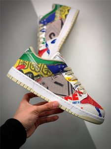 2021 سوق المدينة dunk أحذية الرجال النساء منخفضة ترافيس سكوت شون caper s b strangelove عيد الحب cnyky dunky street hawker