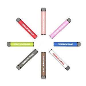 Dispositivo de vaina de cigarrillo desechable al por mayor de Maskking High GT Pro-Friendly Maskking 600mAh 3.5ml Cartuchos de pluma de vape rellenos pre-llenados E Kit de sistema vacío