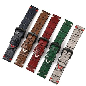 Watch Bands 22mm Band Metal Clasp Strap For Ticwatch Pro 3 E2 S2 GTX Replacement Bracelet