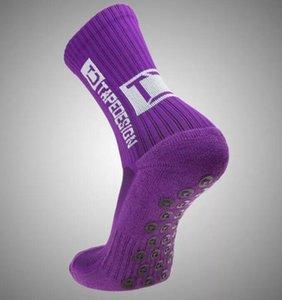 Style chaud 2020/2021 TapeDesign Soccer Chaussettes Chaussettes chaudes Hommes Hiver Thermal Thermal Football Bas Sweat-Absorption Randonnée Randonnée Cyclisme-2