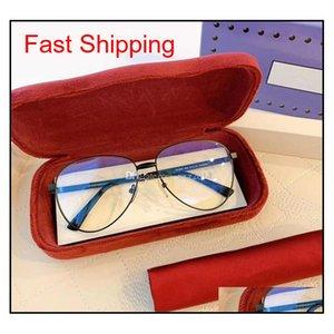 عالية الجودة 228 للجنسين النظارات الشمسية التجريبية الكبيرة 60-13-145 الأزياء المعدنية fullrim لصفة النظارات متعددة الشركات